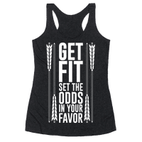 Get Fit Set The Odds In Your Favor