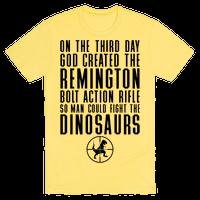 The Remington Bolt Action Rifle