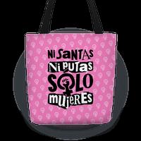 Ni Santas Ni Putas Solo Mujeres