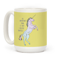 I Believe in Myself Mug
