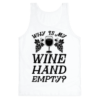 Why Is My Wine Hand Empty?