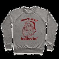 Santa: Don't Stop Believin'
