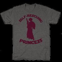 Self-Rescuing Princess