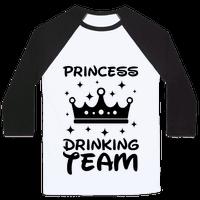 Princess Drinking Team