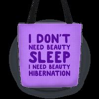 I Need Beauty Hibernation