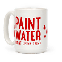 Paint Water (Don't Drink This)