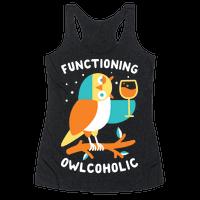 Functioning Owlcoholic