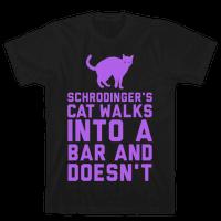 Schrodinger's Cat Walks Into a Bar