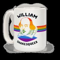 William ShakesQueer Mug