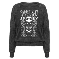 Pawsitively Spooky Pullover