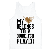 My Heart Belongs To A Quidditch Player