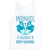 Mermaids Against Body Shaming