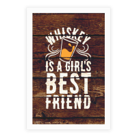 Whiskey Is A Girl's Best Friend