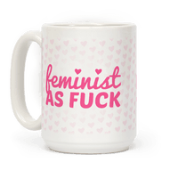 Pink Feminist As Fuck