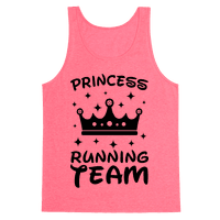 Princess Running Team Neon