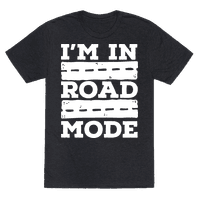 I'm in Road Mode