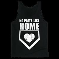 No Plate Like Home (Dark Tank)