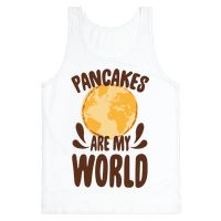 Pancakes are My World