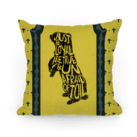 Just & Loyal Are True & Unafraid Of Toil (Hufflepuff)