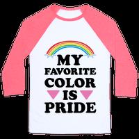 My Favorite Color is Pride