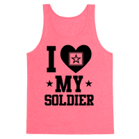 I Love My Soldier Tank