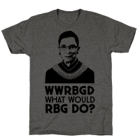 WWRBGD? (What Would RBG Do?)