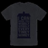 Every Timey Wimey