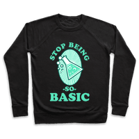 Stop Being so Basic