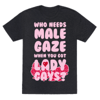 Who Needs Male Gaze When You Got Lady Gays?