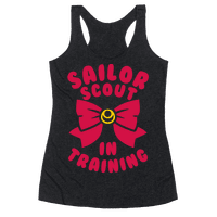 Sailor Scout In Training Racerback