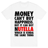 Money Can Buy Nutella