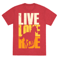 Live, Love, Ride (Gallop)
