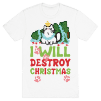 I Will Destroy Christmas
