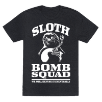 Sloth Bomb Squad