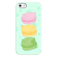 Cat Macarons Phonecase