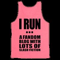 I Run A Fandom Blog