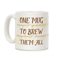 One Mug To Brew Them All