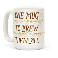One Mug To Brew Them All Mug