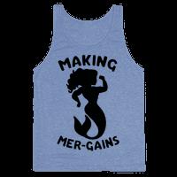 Making Mer-Gains