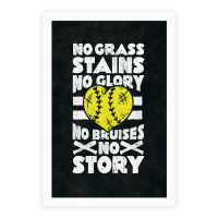 No Grass Stains No Glory