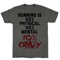 Running Is Crazy