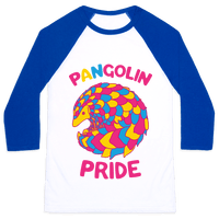 Pan-golin Pride Baseball