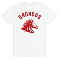Broncos Red