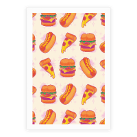 Pixel Junk Food