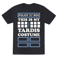 This Is My Tardis Costume