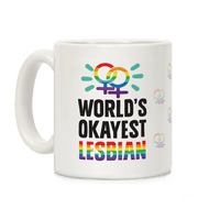 World's Okayest Lesbian