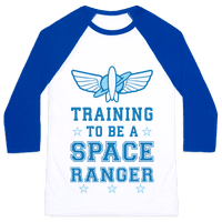 Training To be A Space Ranger