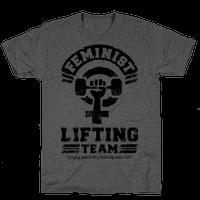 Feminist Lifting Team