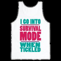 Tickle Survival Mode