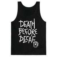 Death Before Decaf (Dark Tank)